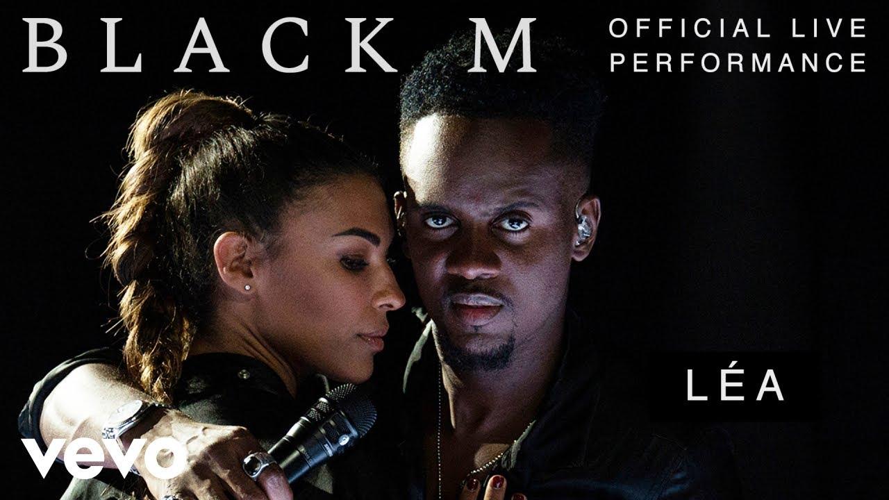 Black M - Léa - Official Live Performance | Vevo