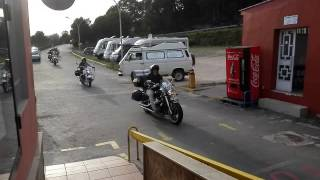 Liada Parda 2016. Llegada al camping A Vouga ( Louro-Muros)