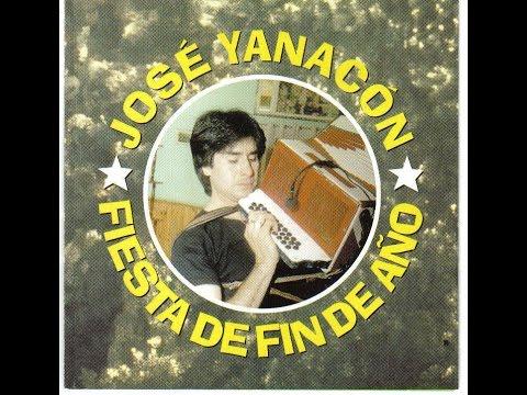 """José Yanacón - """"Fiesta De Fin De Año"""" (CD COMPLETO)"""