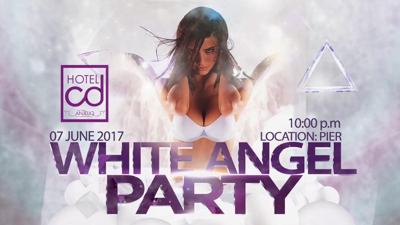 club hotel anjeliq white angel party 07 06 2017 - youtube