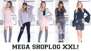 MEGA SHOPLOG BERSHKA + NEW LOOK!