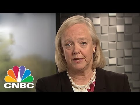 Meg Whitman: Border Adjustment Tax Will Not Create Jobs | CNBC