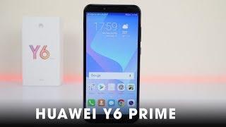 Trên tay Huawei Y6 Prime, rẻ nhưng có nên mua? - Nghenhinvietnam.vn