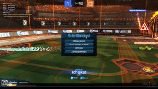 Rocket League - Season 4 Matchmaking Everybody