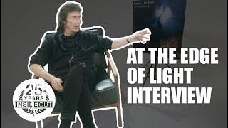 STEVE HACKETT - At The Edge Of Light (Interview)