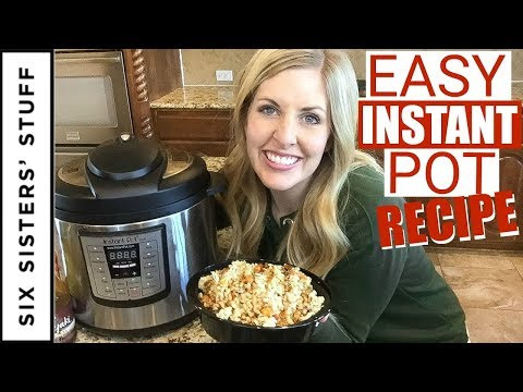 Easy INSTANT POT Teriyaki Chicken - Dump and Go! Instant Pot Beginner Recipe