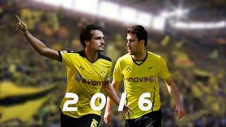 Mats Hummels & Sokratis 2015/2016 HD ● Borussia Dortmund ● Defensive Skills & Goals