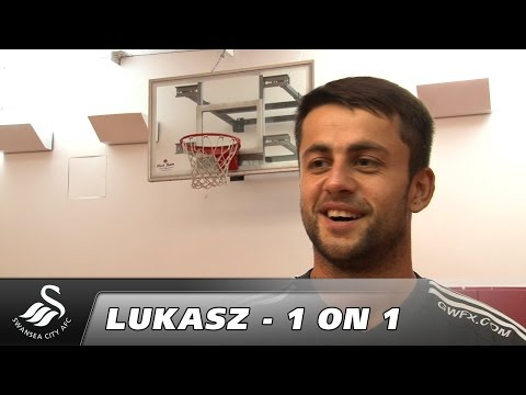 Swans TV - US TOUR : Lukasz 1-on-1