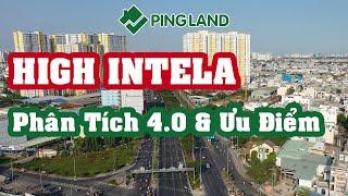 ✅ TOÀN CẢNH Căn Hộ High Intela Quận 8 LDG Group Mặt Tiền Võ Văn Kiệt - Ping Land