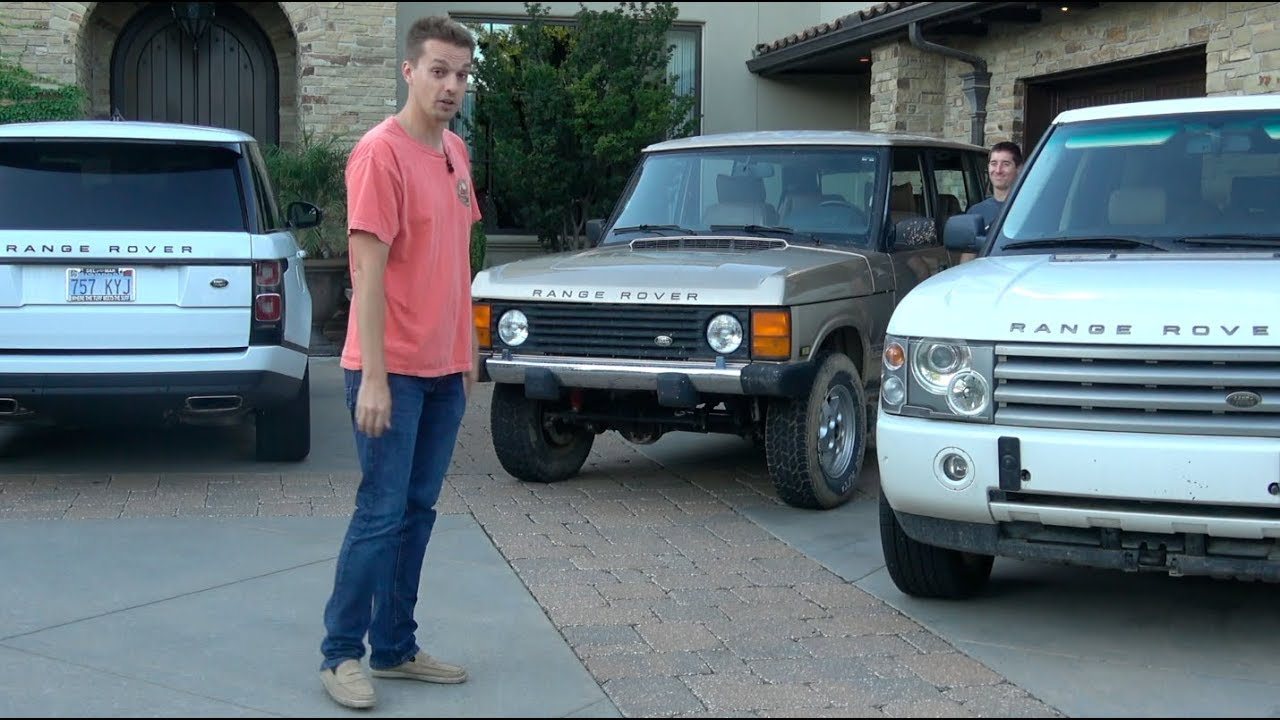 Garage Sale Rover Here S Why You Should Never Ever Buy A Cheap Used Range Rover