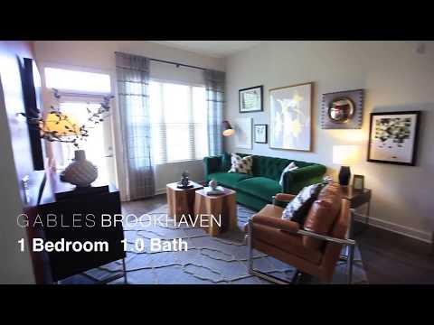 Gables Brookhaven Bedroom Walkthrough