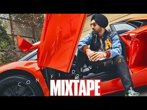 Diljit Dosanjh Confidential The Mixtape 2018