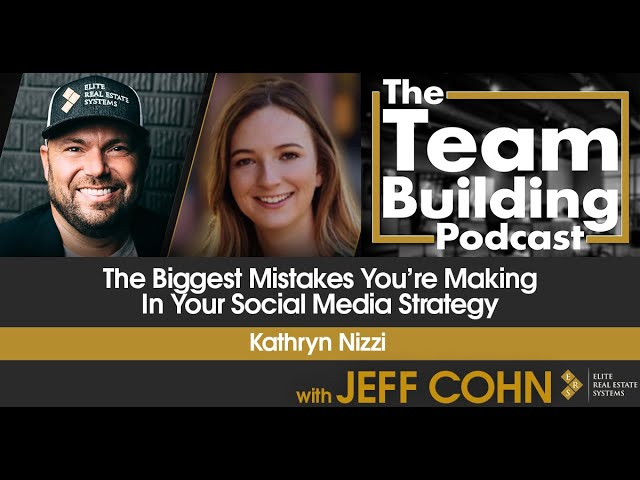 The Biggest Mistakes You're Making In Your Social Media Strategy w/ Kathryn Nizzi