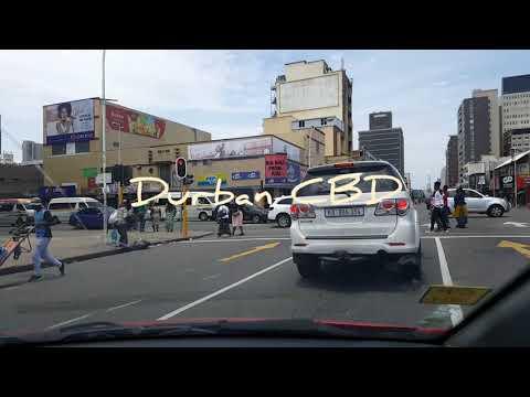 Driving through Phoenix kzn and then Durban CBD 2020-11-26