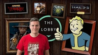 Fallout 4 Glitches and Glory! - The Lobby [Full Episode]