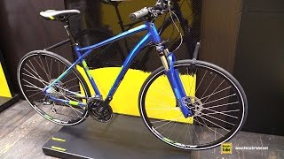 2016 GT Bicycles Transeo Bike - Walkaround - 2015 Eurobike