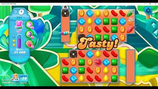 Candy Crush Soda Saga Level 987 No Booster