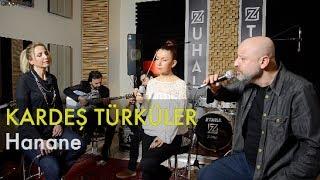 Kardeş Türküler - Hanane // Groovypedia Studio Sessions