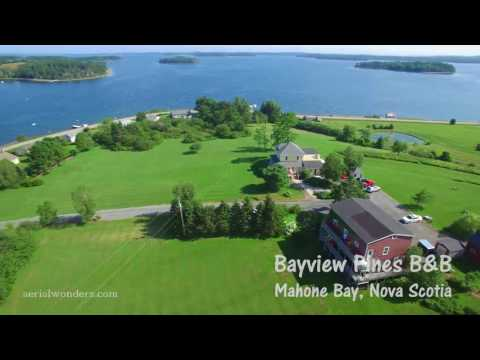 Bayview Pines Bed and Breakfast Mahone Bay Nova Scotia