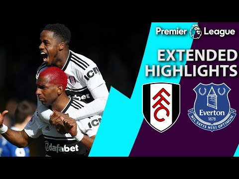 Fulham v. Everton | PREMIER LEAGUE EXTENDED HIGHLIGHTS | 4/13/19 | NBC Sports