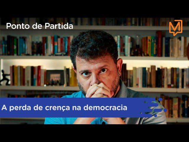 A perda da crença na democracia