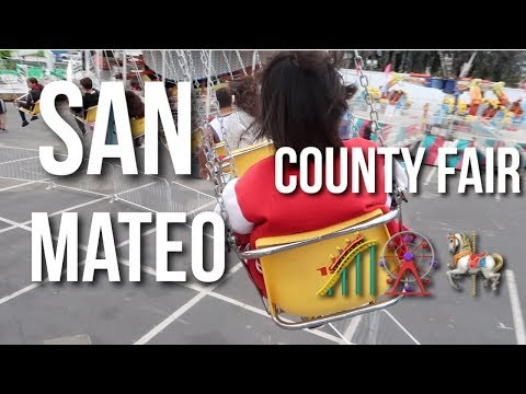 san mateo county fair vlog