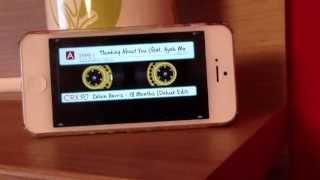iPhone 5 - další pěkný přehrávač hudby + stovek rádií všech žánrů
