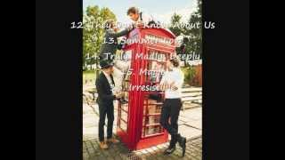 ONE DIRECTION-TAKE ME HOME TRACKLIST