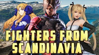 Fighters from Scandinavia