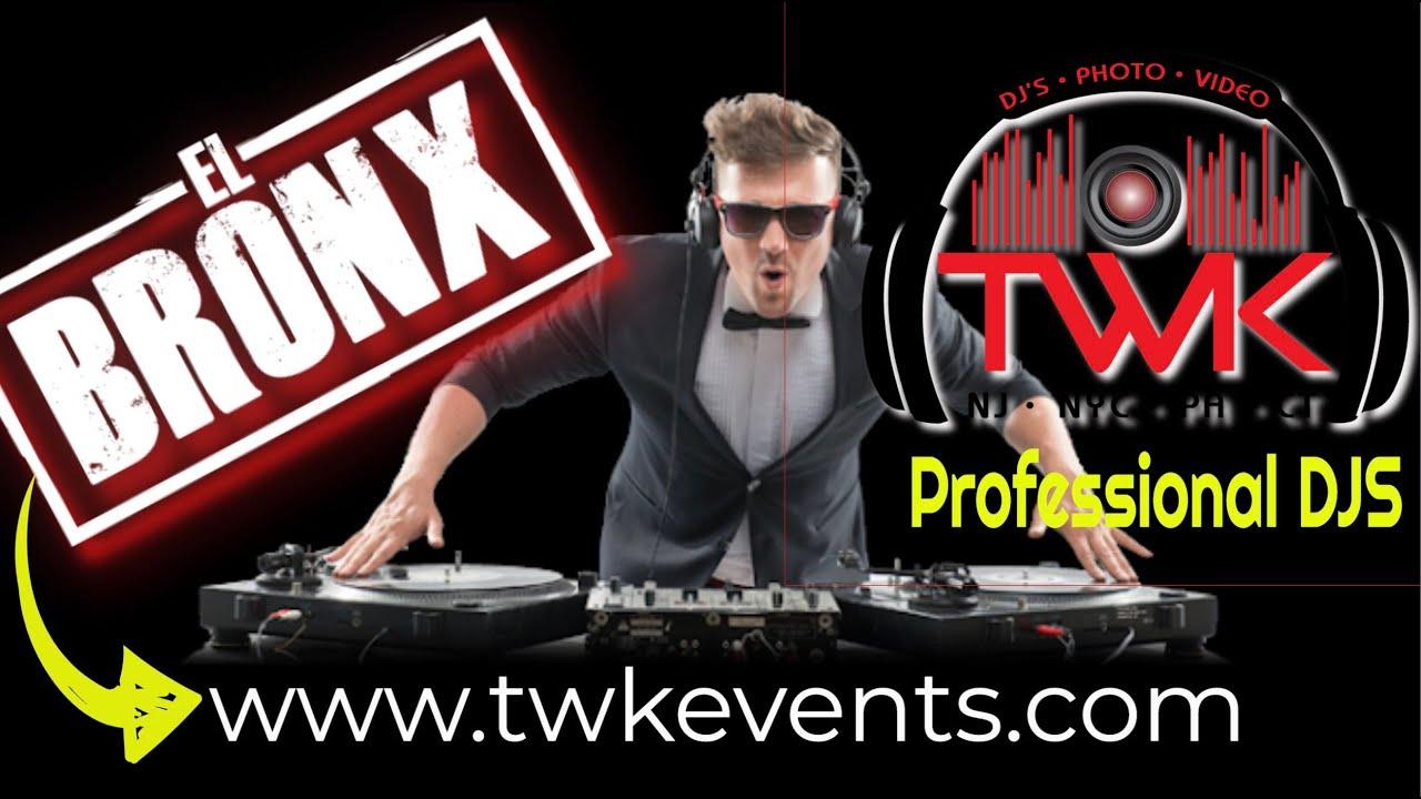 💃 DJ In City Island, NY | TWK Events ~ Wedding DJ In The Bronx | Bilingual DJ City Island, Bronx