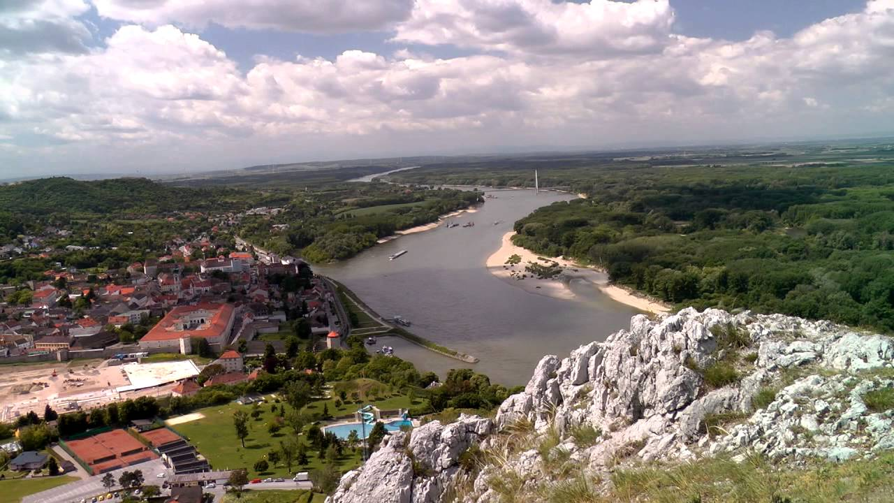 Hainburg An Der Donau - Braunsberg - YouTube