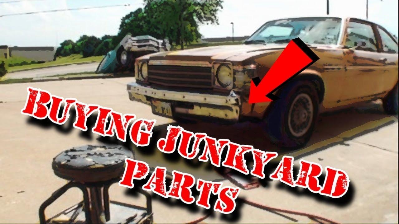 Overpriced Junkyard Parts Make It Hard To Restore A Car - Part 1 ...