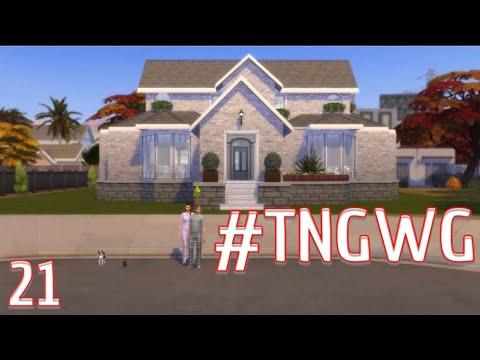 EINZUG INS NEUE HEIM #21 DIE SIMS 4 - TNG-WG - Let's Play The Sims 4 thumbnail