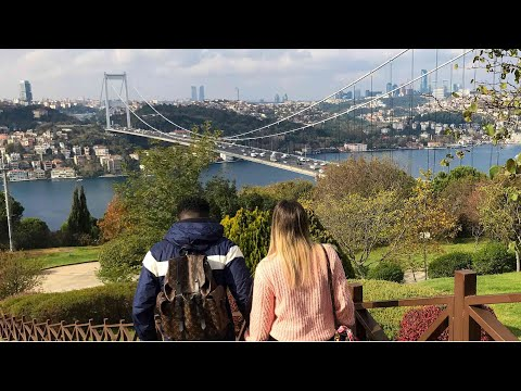ISTANBUL 6: BEST VIEW & AFSCHEID MARVIN #VLOG577 & 578 🇹🇷 - MAKEUPARTISTFADIM