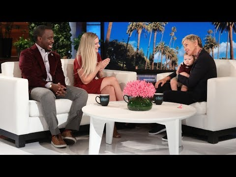Ellen Chats with