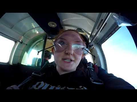 Skydive Tennessee Ashton Dziedzic
