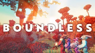 Boundless - Building Castles in the Sky