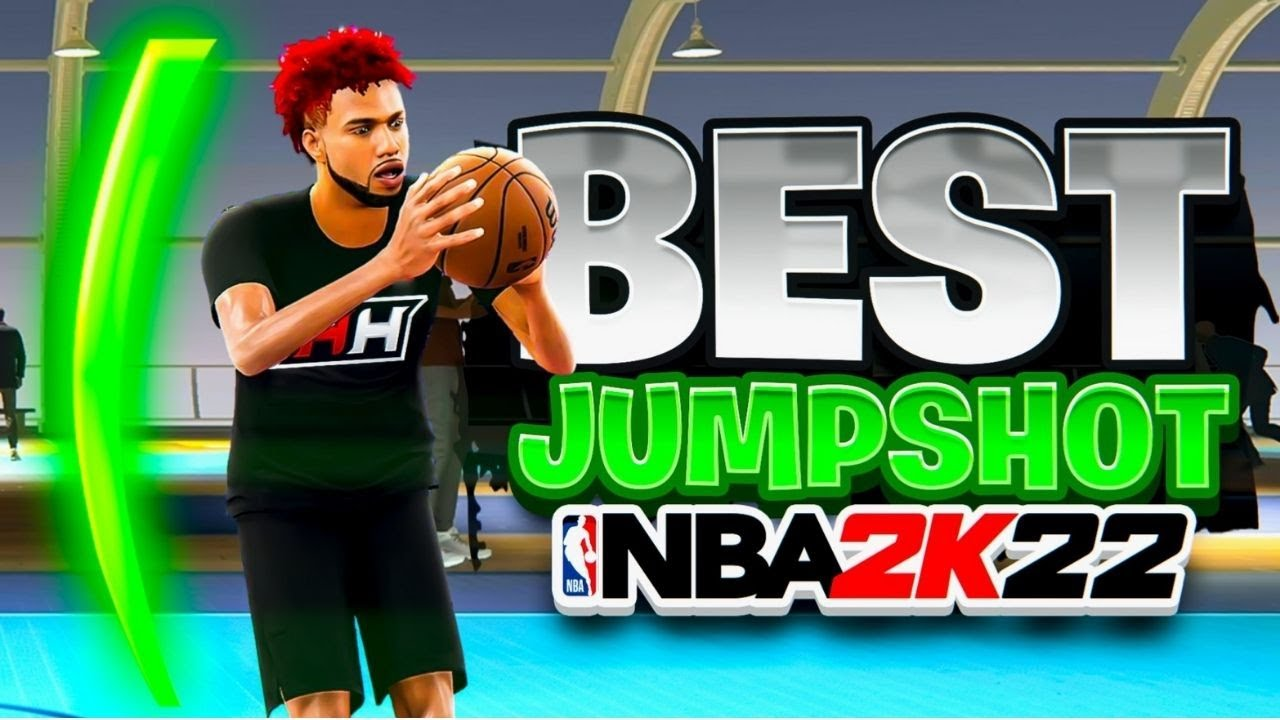 THE BEST JUMPSHOT FOR ALL BUILDS IN NBA2K22! LOW 3PT BUILDS SHOOTING CONSISTENTLY W/ THIS JUMPSHOT!