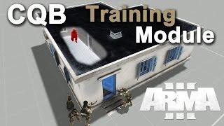 Arma 3 WIP I CQB Training Module