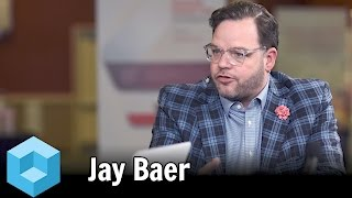 Gambar cover Jay Baer - Oracle Modern Marketing - #mme16 - #theCUBE
