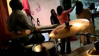 ADJ Worship Ministry - Alli quierO estar ( Barak ) cover