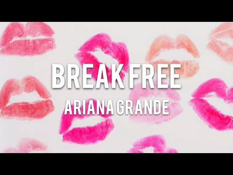 【lyrics-和訳】break-free---ariana-grande