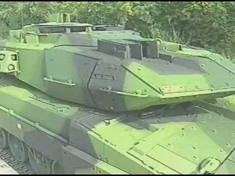 Leopard 2 Krauss-Maffei Wegmann