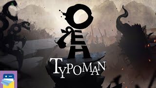 Typoman Mobile: iOS / Android Gameplay Walkthrough Part 1 (by Brainseed Factory)
