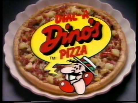 Dial a Dinos - Cantastic Giveaway - Australia, 1988