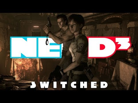 Resident Evil 0 - Nerd³ Switched