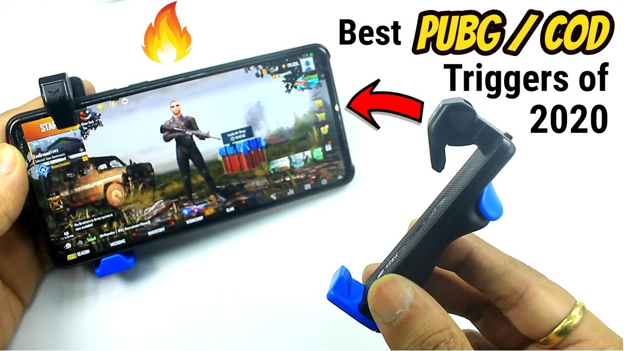 Best PUBG/ COD Mobile Triggers in INDIA 2020 | Flydigi Stingers 2 | GIVEAWAY ON 500 LIKES