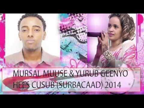 MURSAL MUUSE IYO YURUB GEENYO SURBACAAD 2014: Please watch: