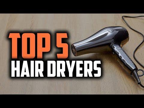 Best Hair Dryers In 2019 [For Men & Women]