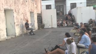 """""""Lo Straniero"""" con Paolo Zuccari a Stromboli"""